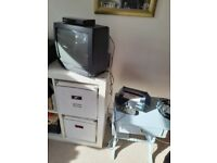 TV with freeview digibox