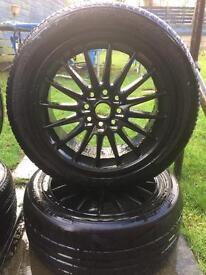 SWAP Alloy wheels 15inch