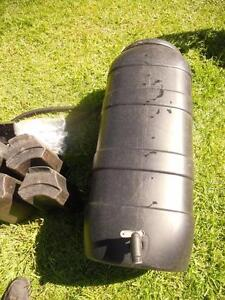 Outdoor 100L Water Tank Kit Revesby Bankstown Area Preview