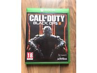 Call of duty black ops 3 , as new , xbox one ! Price stands , no offers !