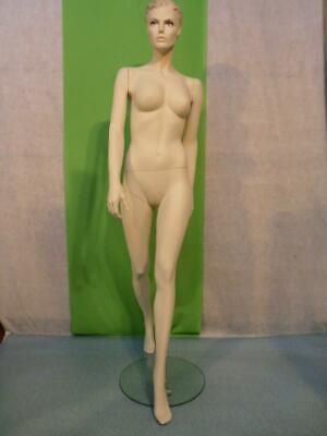 Mannequin V007 Female Mannequin Doll Fashion Doll Woman Doll