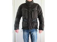 Men's Motorcycle Jacket - Size: medium, very good condition. £20 ONO