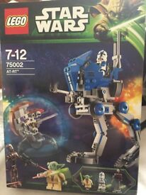 Lego Star Wars 75002 AT-RT £10.00 New