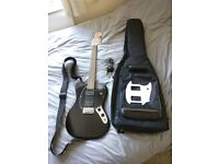 Squier Bullet Mustang HH with upgrades