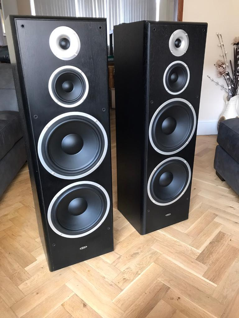 Eltax Millennium 500 Floor Standing Speakers In