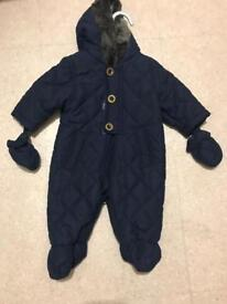 Newborn- Snowsuit