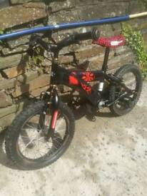 Star wars bike 16 inch