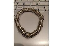 Link of London Sterling Silver Bracelet Size medium