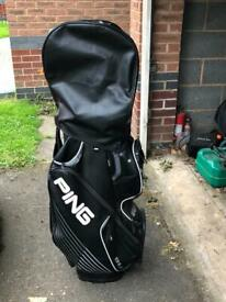 Ping Tour Golf Bag Very Good Condition
