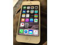 Iphone 5s 16gb Unlocked Silver / White