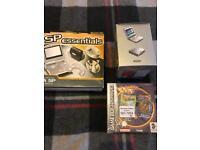 New Nintendo Gameboy Advance SP + Accessories