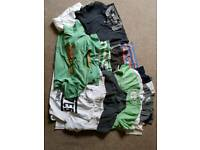 Mens t shirts size small job lot