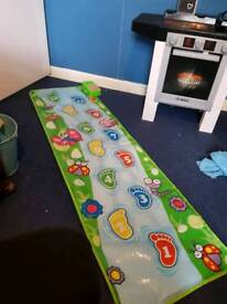Kids musical mat