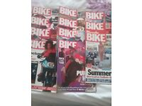 Bike mags from 90s. Classic motorcycle mechs.What Bike.Performance bikes.Japanese classics. Various.