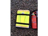 Vw golf emergency kit