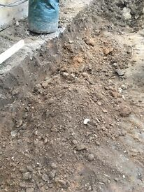 Top soil free to collector