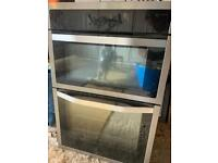 Double wall mounted Zanussi Oven from John Lewis