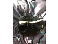 Size 4 adidas trainers