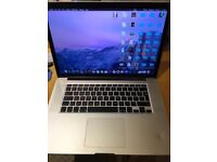 MACBOOK PRO 15.4 RETINA DISPLAY MID 2012