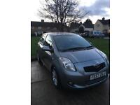 Toyota Yaris 1.3 t3 2007/57 fsh,12 months mot,still insured aa/rac welcome,very reliable car