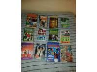 Football/sport quiz books