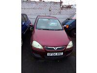 L@@K!!! 2004 Vauxhall Corsa