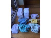 Wonderoo v2 0-potty washable nappies x17