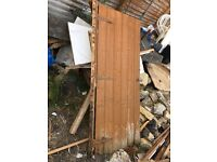 Old shed door - see pic
