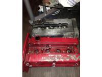 Mitsubishi evo valve cover