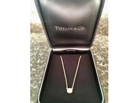 Tiffany & Co Diamond Pendant