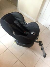 Maxi Cosi Priorifix Isofix Black Reflection car seat (9 months to 4 years) - 2 FOR SALE!! (£45 each)