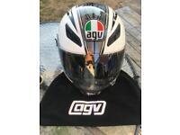 AGV K4 helmet