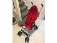 Chicco push chair and stroller