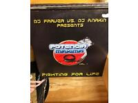 Makina/Hardstyle vinyls