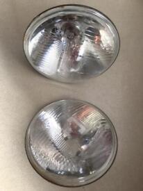 Mini classic LHD headlights