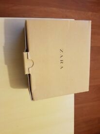 Brand new boxed Zara shoes for boys