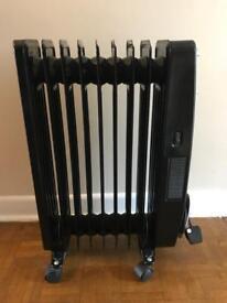Silvercrest oil filled radiator