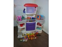 Little Tikes Kitchen With Accessories