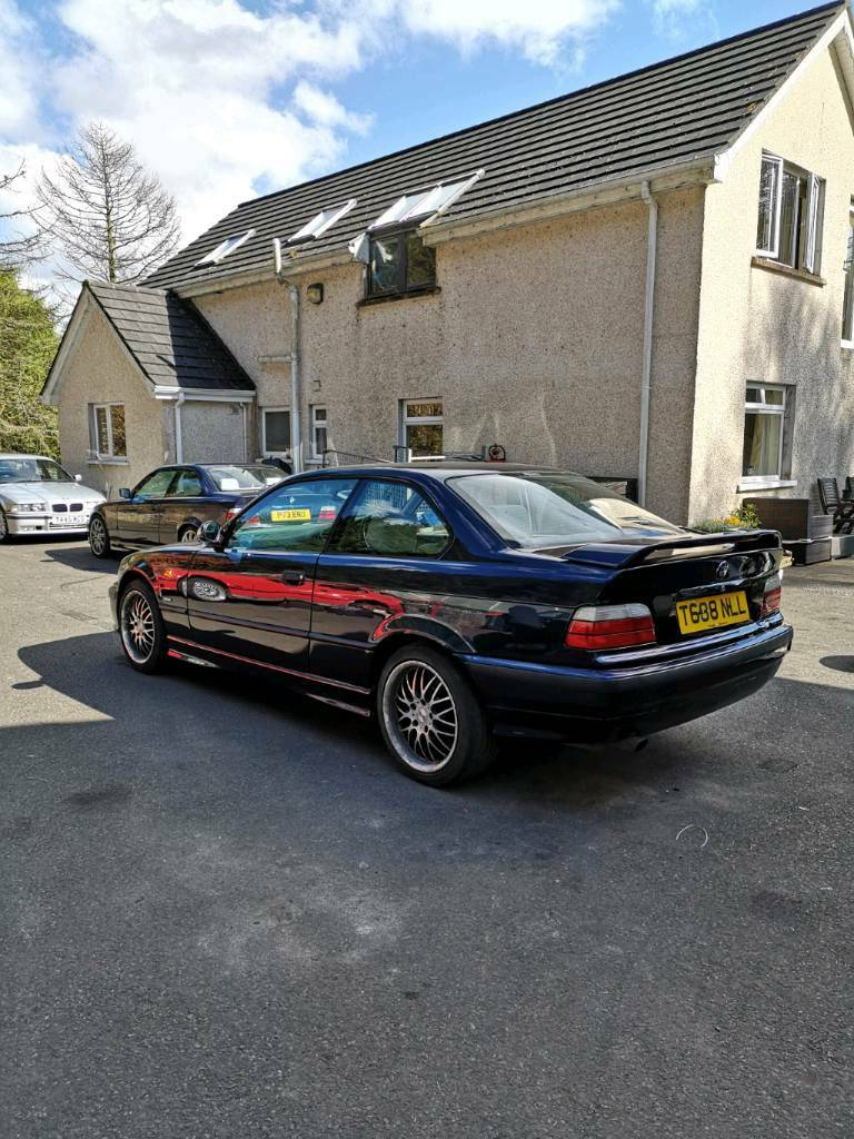 1999 bmw e36 323i msport manual