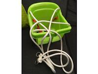 BRAND NEW 💚💚💚 infant/toddler swing seat 💚💚💚