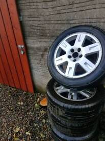 205/55/16 Ford mondeo alloys