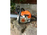Stihl ms181 petrol chainsaw