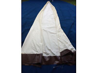 Complete 14ft tipi (ex-hire, grab youself a bargain)