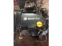 Corsa 1.0 ecoflex AX10EP engine..64k with fsh 2009-2014