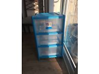Plastick storage wham £10