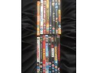 Free DVD collection