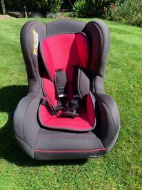 Kiddicare Midi SP car seat Pink
