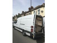 MAN AND VAN HOUSE REMOVAL CLEARANCE COLLECTION CARPENTER SAME DAY DELIVERY RELOCATEON LONDON CROYDON