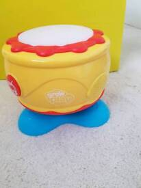 Grow and Play Musical Drum