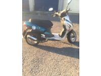 A Great Learner Scooter KYMCO 49CC